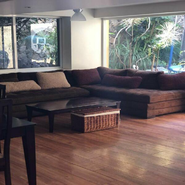 Garden house en venta en avenida toluca