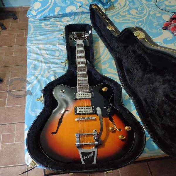 Guitarra eléctrica gretsch streamliner g2622t/abb