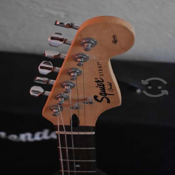 Guitarra eléctrica stratocaster squier by fender
