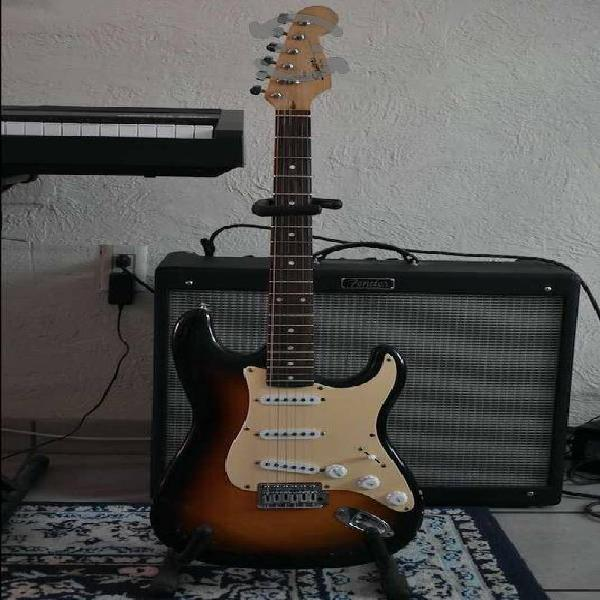 Guitarra electrica squier by fender bullet