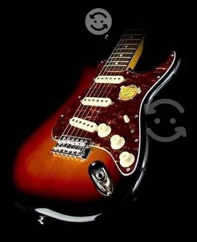 Guitarra eléctrica fender squier strato 60's nueva
