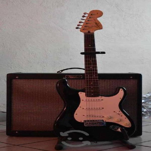 Guitarra electrica stratocaster squier by fender