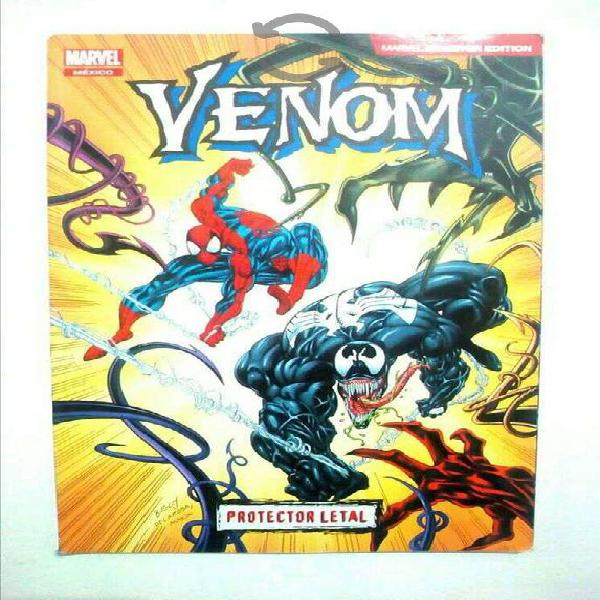 Marvel comics venom protector letal monster ed. es