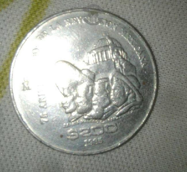 Monedas de mexico