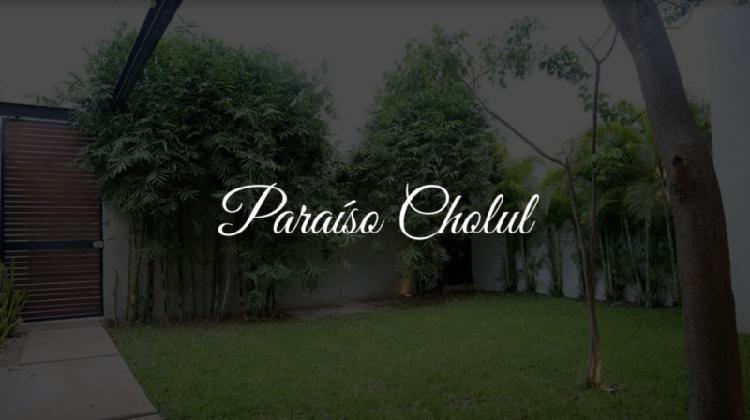 Paraiso cholul casa en el norte de mérida