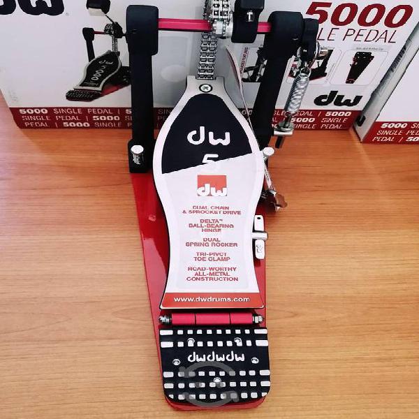 Pedal sencillo dw 5000 ad4 nuevo