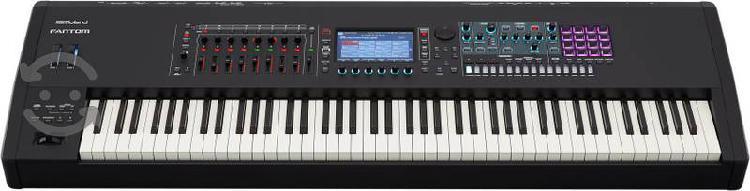 Piano roland fantom 88 modelo 2020 remate