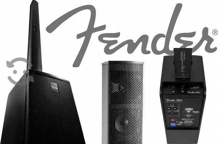 Sistema de audio profesional fender