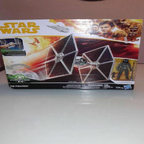 Star wars nave tie pelicula de solo