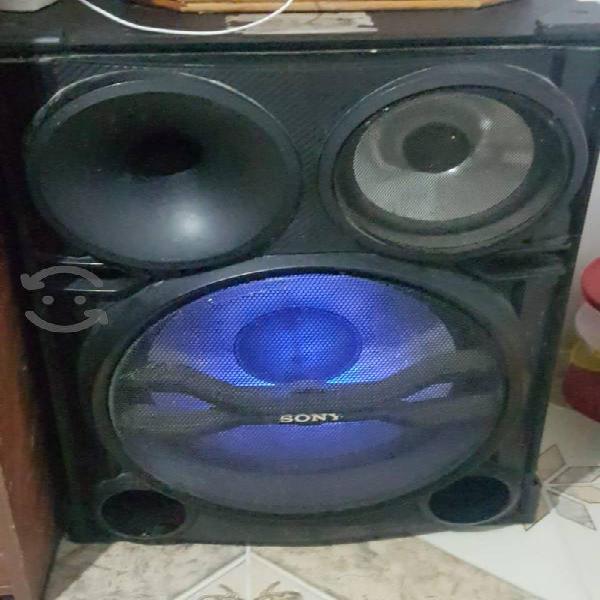 Estéreo sony