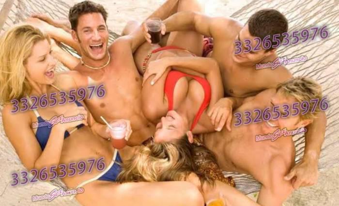 Buscas el mejor grupo swinger?? ¡¡Ya lo encontraste!!