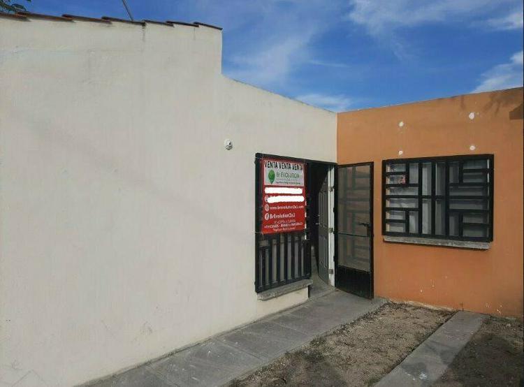Casa en venta en esquina sobre av. principal en juarez zona