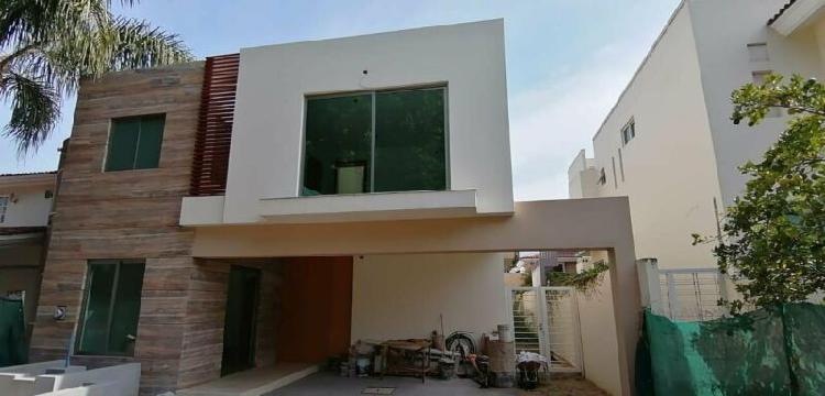 Casa nueva en venta valle real 4 recamaras
