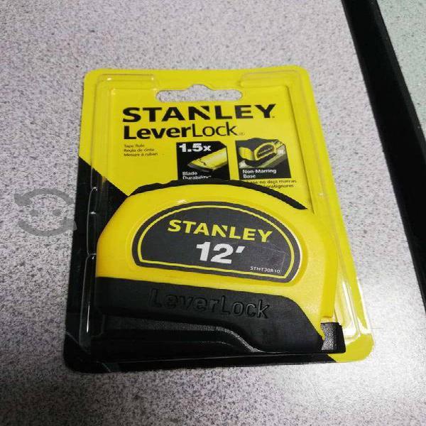"""Cinta de medir (flexometro) - 12"""" x 12' stanley®"""