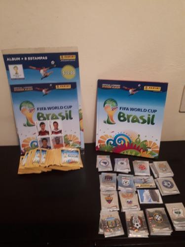 Coleccion completa brasil 2014coleccion completa minimundia