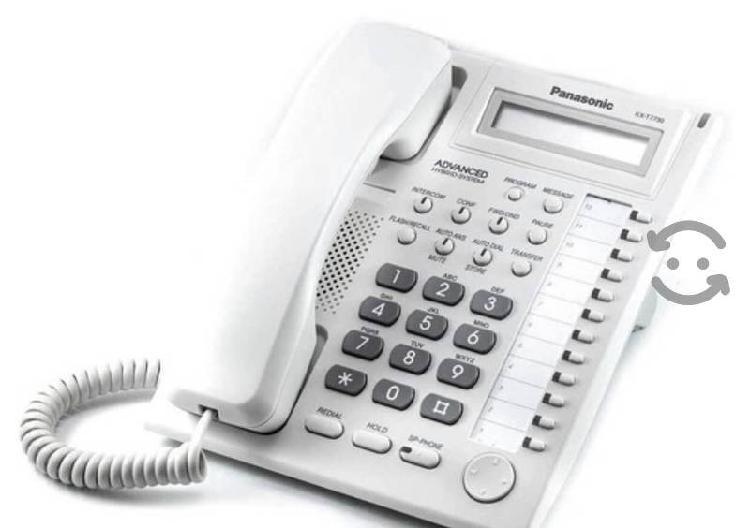 Teléfono panasonic kx7730 nuevo