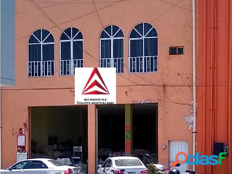 01519 se vende edificio en colonia del trabajo.