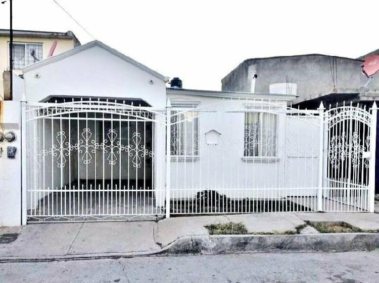 Casa en renta amueblada | col ponce de leon | $9,000 por mes