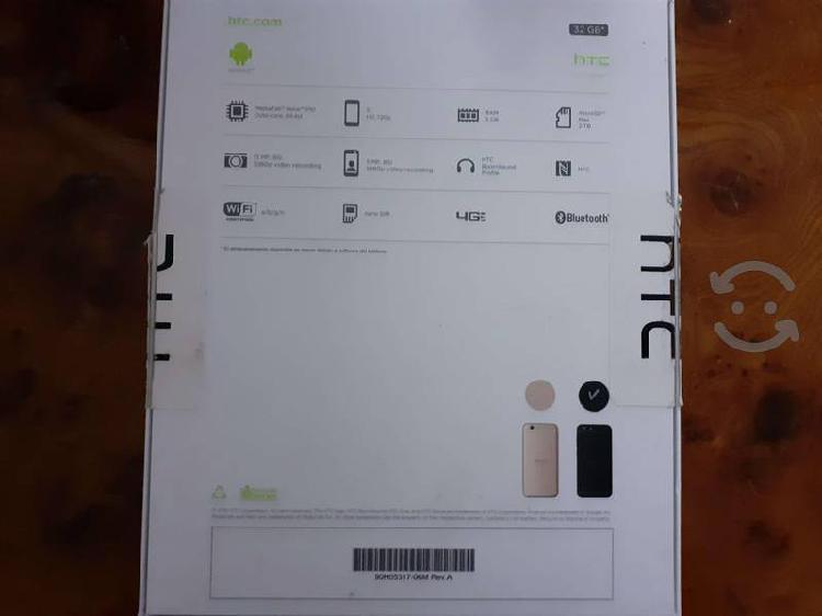 Celular a9s en su caja con audífonos nuevos