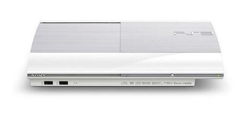 Consola ps3 slim, 250gb, fifa 17, tna impact, cable hdmi