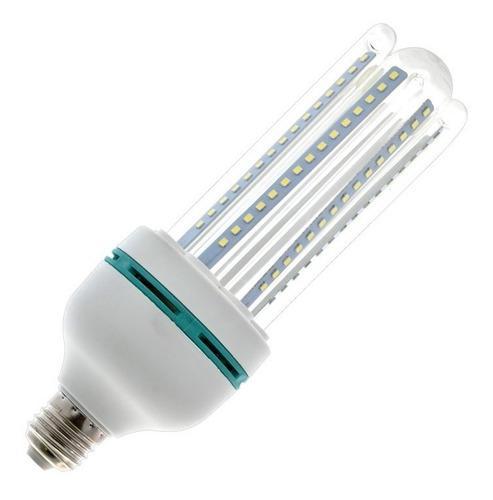 Focos ahorradores casa led luz blanca 24w 6500k e27 /e