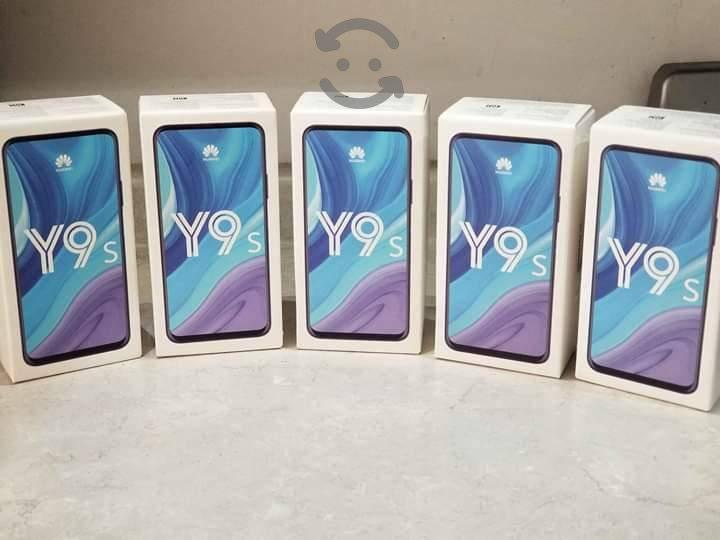 Huawei y9s nuevo liberado