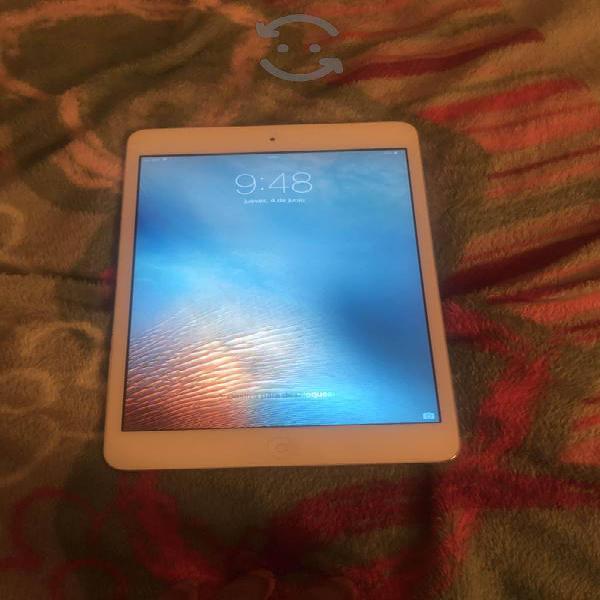 Ipad mini blanco modelo:a1454 16gb como nueva !!