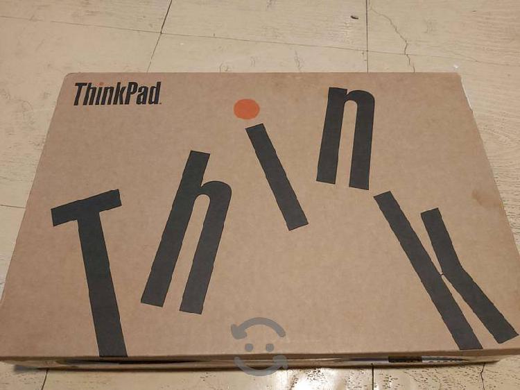 Laptop lenovo thinkpad l480 14 pulgadas