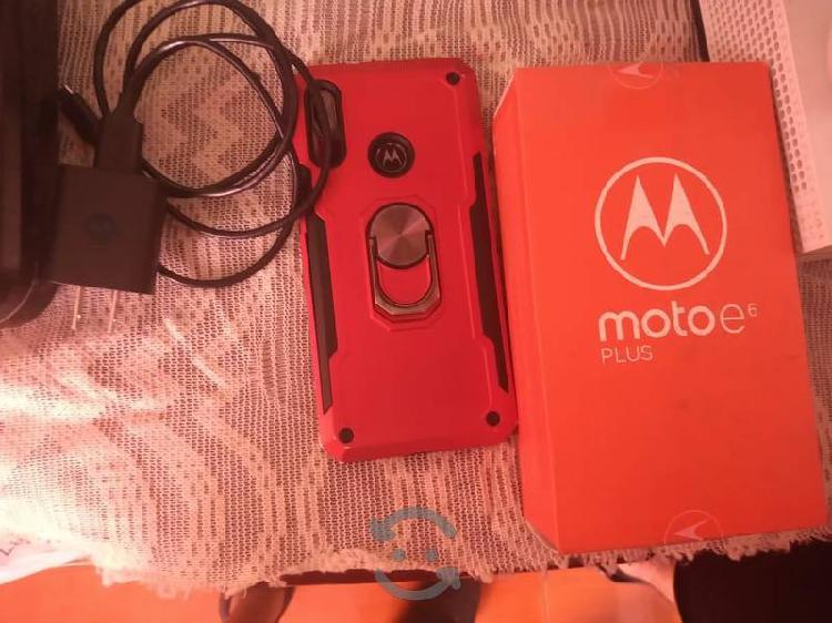 Moto e6 plus edición especial