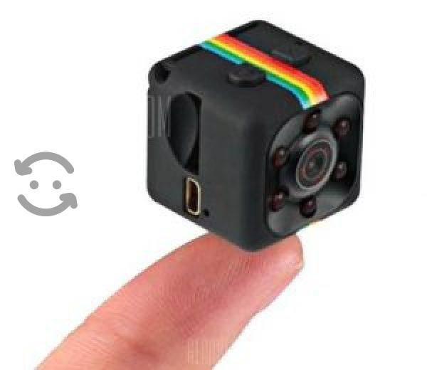 Mini cámara sq11 hd
