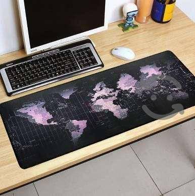 Mousepadd gamer grande mapa
