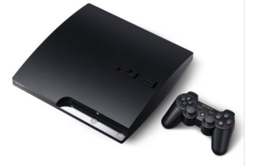 Playstation 3 con juegos incluidos y 2 mandos