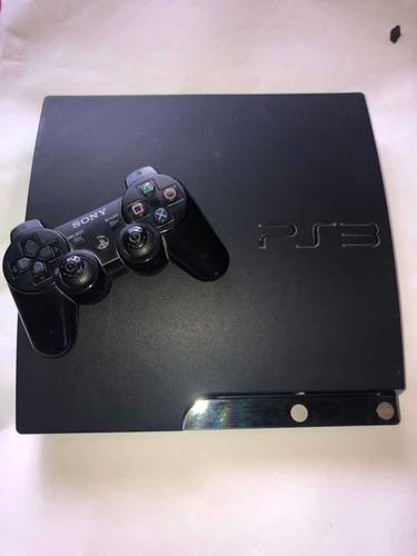 Playstation 3 slim 111 gb + 2 juegos