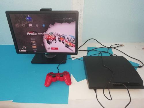 Playstation 3 slim 160gb juegos en hdd