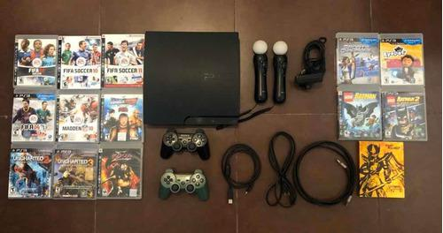 Playstation 3 slim 320 gb (modelo cech-3001b)