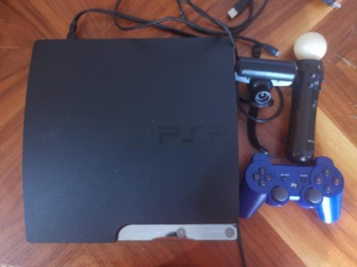 Playstation 3 slim - ps3 - 500gb