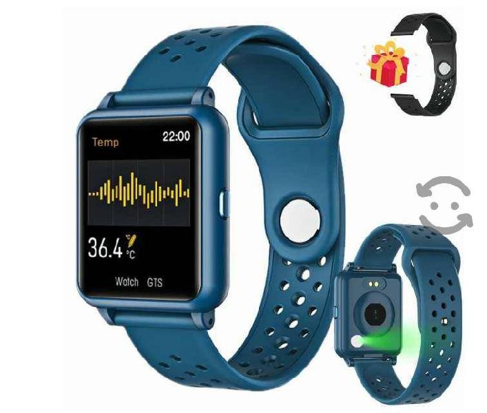 Reloj deportivo inteligente con monitoreo