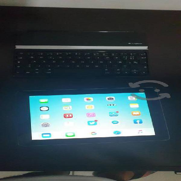 """Ipad 4 generación color plata 32 gb 10.1"""""""