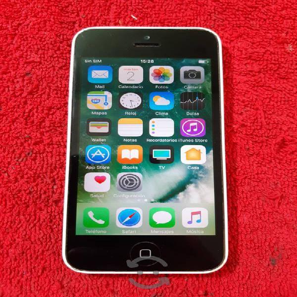 Iphone 5c de 16gb americano