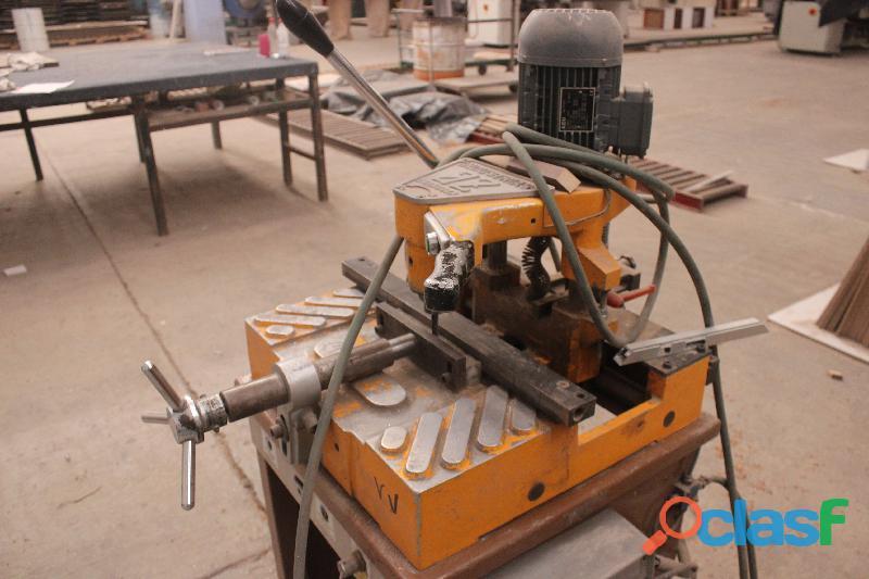 Taladro copiador pantógrafo palpador para aluminio