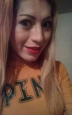 Miranda flaquita Inter linda y caliente 23 años