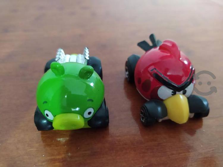 Angry birds coches
