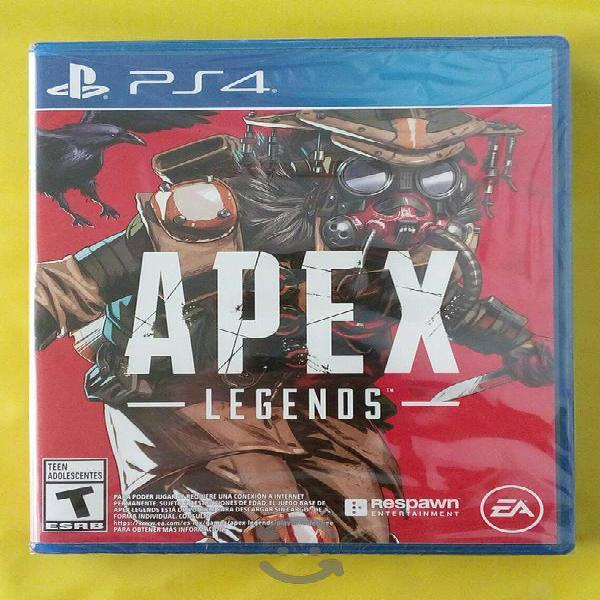Apex legends de ps4 nuevo