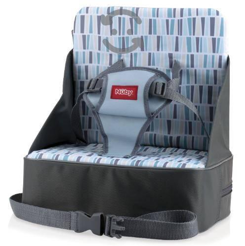 Asiento para bebé nuby easy go, ideal para viajes