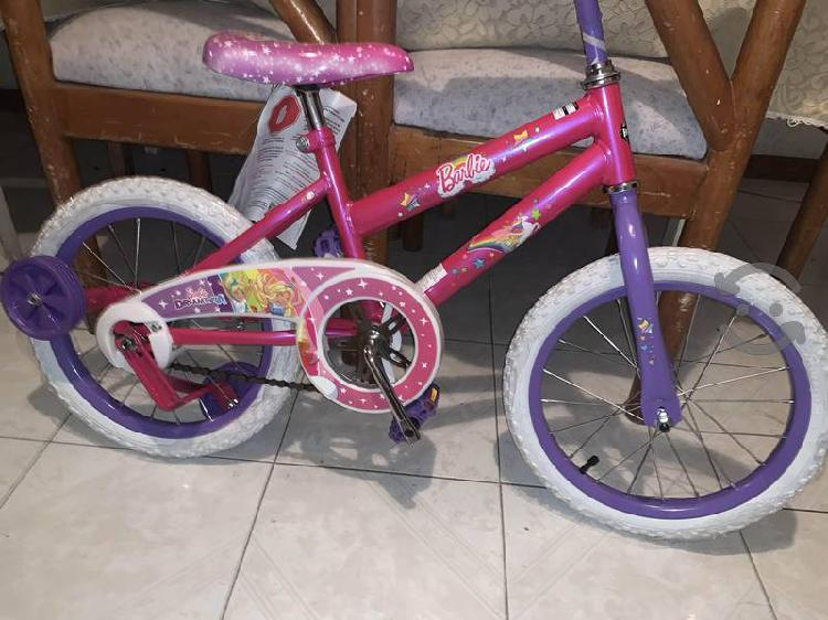 Bicicleta rodada 16 nueva