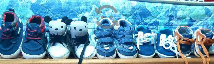 Combo de zapatos para bebé