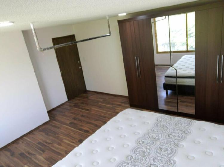 Habitación alquiler cama king size para profesionistas solo