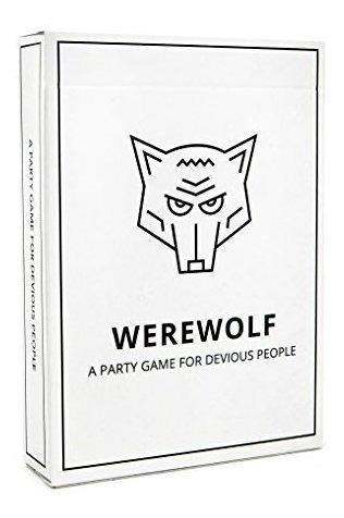 Hombre lobo: un juego de fiesta para personas desviadas