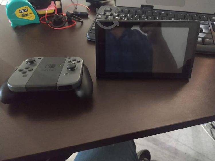 Nintendo switch completo