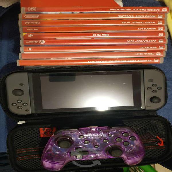 Nintendo switch / pble cambio celular más rivete